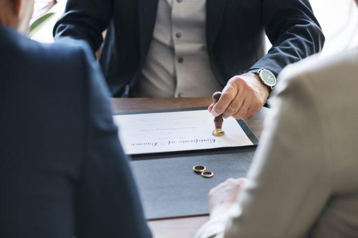 Ślub cywilny - wymagane dokumenty