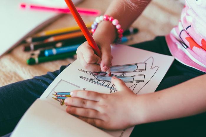 Stół do rysowania dla dzieci