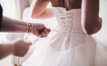 Bielizna ślubna - najpopularniejsze rodzaje damskich gorsetów