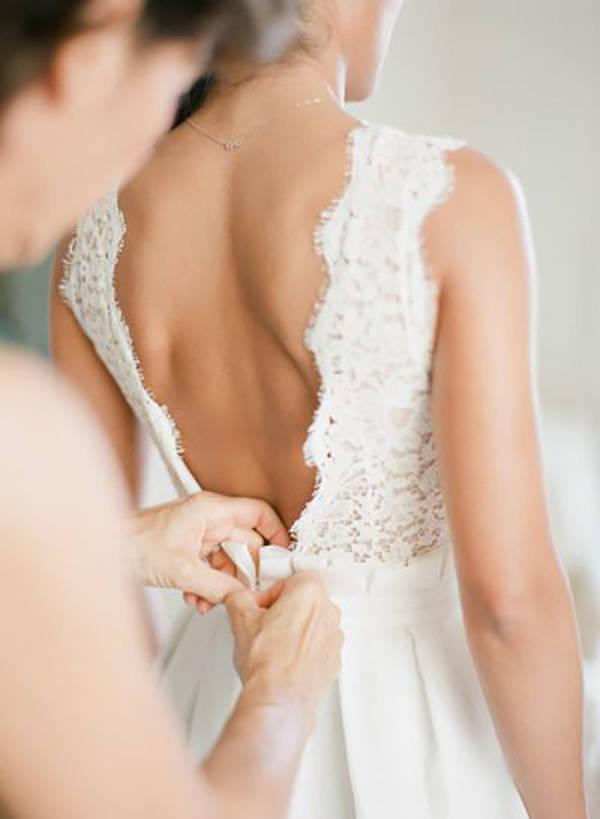 Suknia ślubna Bez Pleców Jakie Fasony Portal ślubny